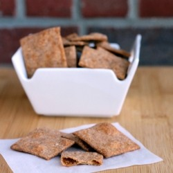 Southwestern Wheat Thins Recipe