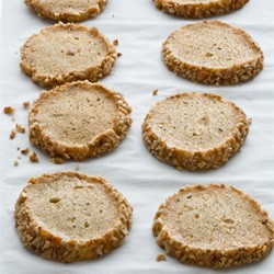 Stilton Walnut Crackers