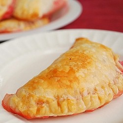 Strawberry Cream Cheese Empanadas