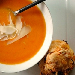 Sweet Pepper and Potato Soup