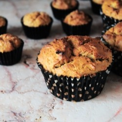 Sweet Potato Spice Muffins Recipe