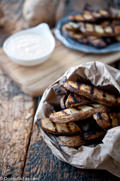 Tailgating French Fries with Cream Sauce Recipe