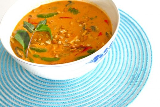 Vegan Panang Curry
