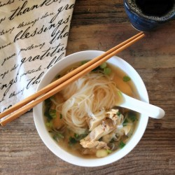 Vietnamese Chicken Pho Ga Recipe