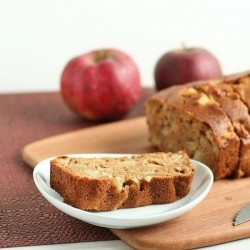 Apple Bread Whole Wheat Recipe