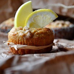 Apple Lemon Cinnamon Muffins Recipe
