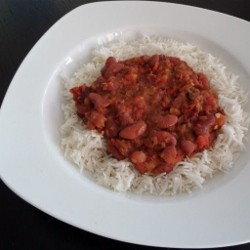 Bacon Beans and Rice Recipe