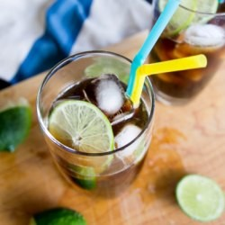 Birch Beer Bourbon Cocktail Recipe