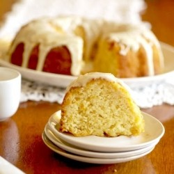 Brown Sugar Bundt Cake Recipe