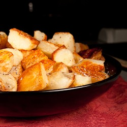 Buttery Roasted Potatoes