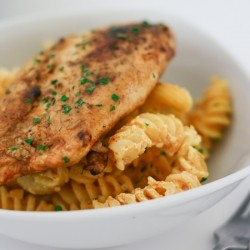 Cajun Ranch Chicken Pasta Recipe