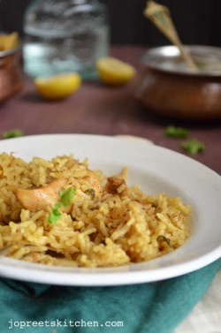Chicken Biriyani with Homemade Masala Powder Recipe