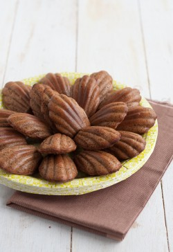 Chocolate Orange and Coffee Madeleine Recipe