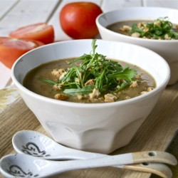 Filipino Mung Bean Soup