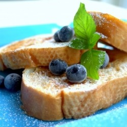 French Toast with Ice Cream Recipe