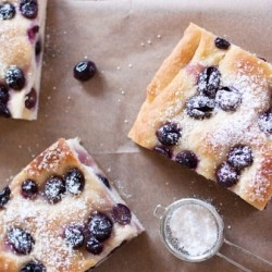 Grape Focaccia Bread Recipe
