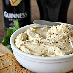 Guinness and Cheddar Cheese Spread