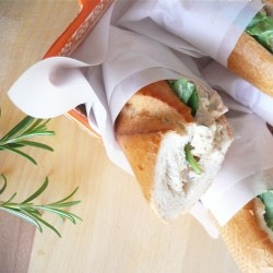 Herb Chicken Salad Sandwich Recipe