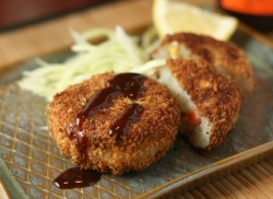 Korokke Japanese Mashed Potato Croquette
