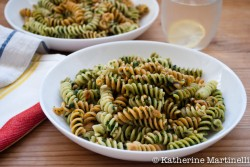 No Cook Pesto Pasta Sauce