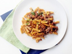 Pasta with Chorizo Recipe