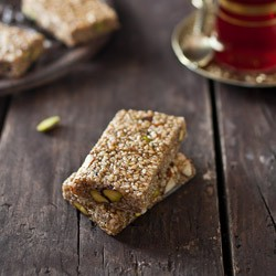 Pasteli Greek Sesame Honey Candy