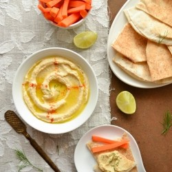 Perfect Hummus Recipe