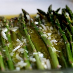 Pickled Spring Asparagus