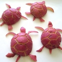Potato Sea Turtles