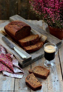 Pumpkin Coffee Bread