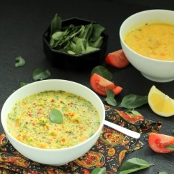Red Lentils Soup Recipe