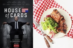 Ribs from House of Cards