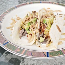 Steak and Onions Tacos Recipe