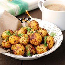 Tandoori Spiced Potatoes