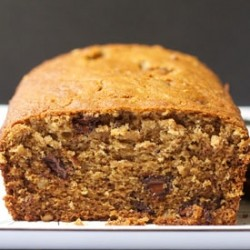 Walnut Chocolate Chip Banana Bread Recipe