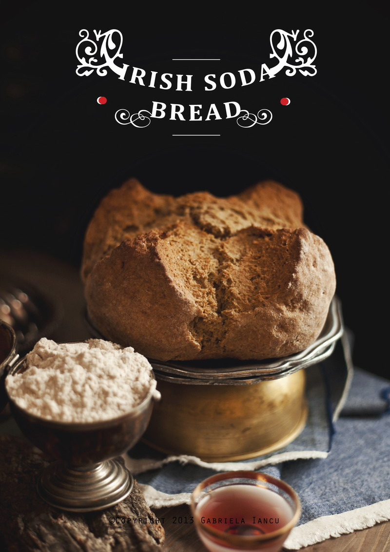 Wholemeal Millet Buckwheat Irish Soda Bread
