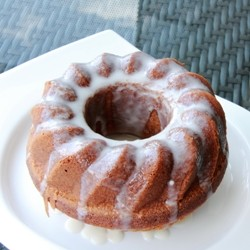 Brown Butter Bundt Cake Recipe