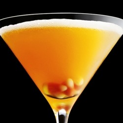Candy Corn Cordial with Vodka