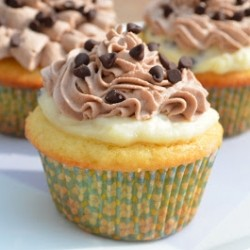 Cannoli Cream Cupcakes Recipe