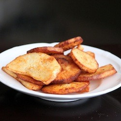 Cassava Chips Recipe