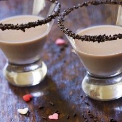 Chocolate Cake martini Recipe