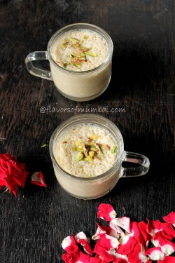Custard Apple Milkshake Recipe
