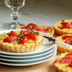 Fresh Corn Tarts Recipe