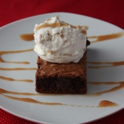 Fudge Brownie with 70 Percent Cocoa