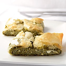 Greek Spanakopita Recipe