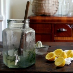 Herb Lemonade Recipe