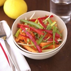Hot And Sour Shredded Salad Recipe