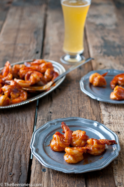 Hot Beer Shrimp Recipe