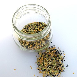 How to Make Paanch Phoron Spice Mix
