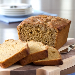 Irish Apple Beer Bread